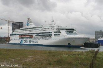 DFDS Terminalen, København, 07-07-2007, foto: Kai W. Mosgaard;